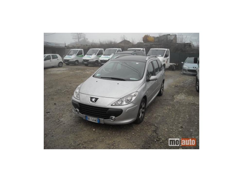 Prodám Peugeot 307 2.0hdi