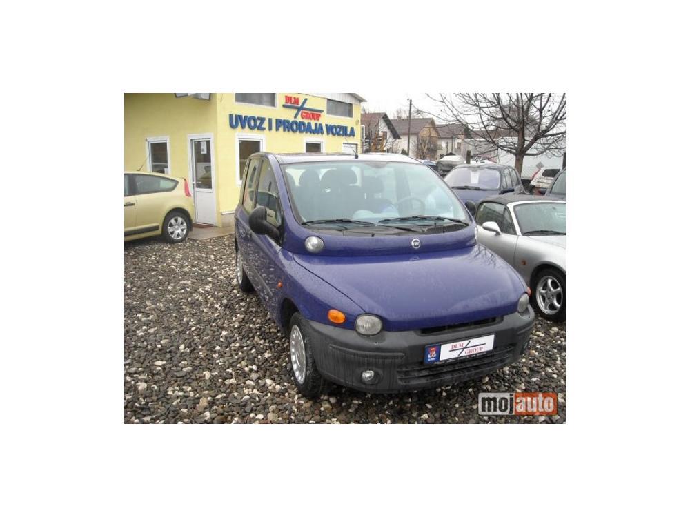 Prodám Fiat Multipla 1.6BIPOWER