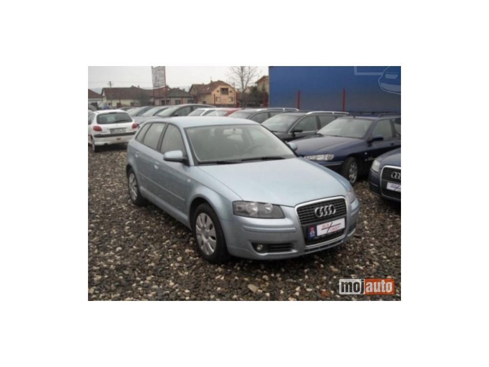 Prodám Audi A3 1.6i