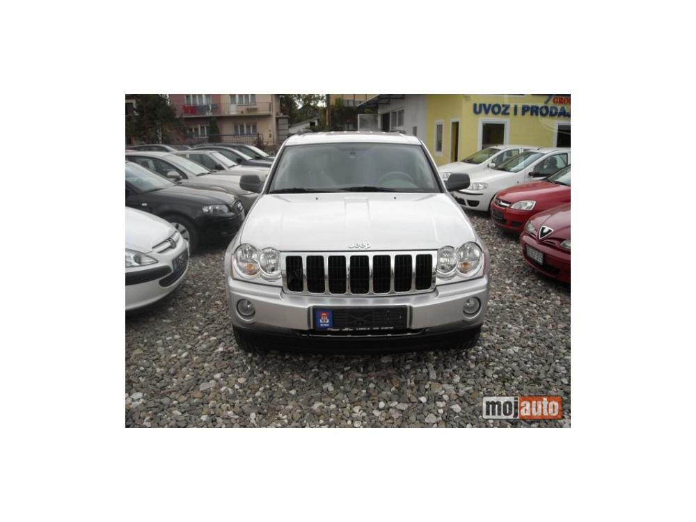 Prodám Jeep Grand Cherokee 3.0 CRD LIMITED