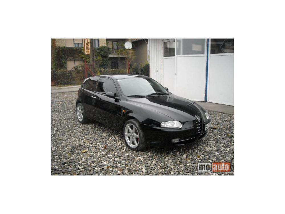 Prodám Alfa Romeo 147 1.6 16V