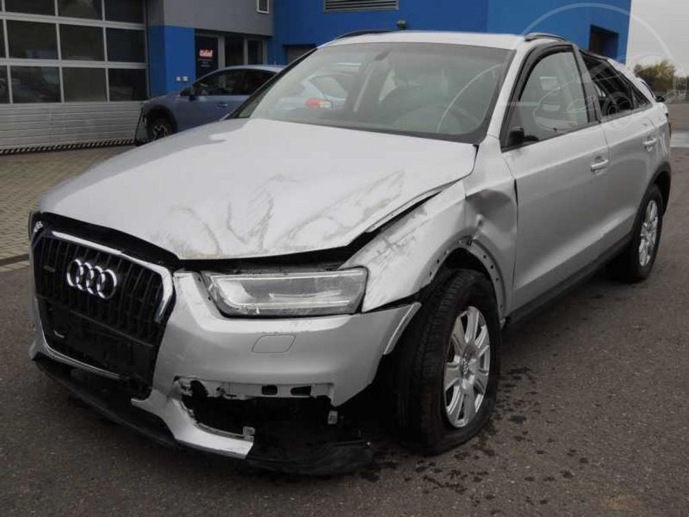 Prodám Audi Q3 2.0 TDI S tronic quattro