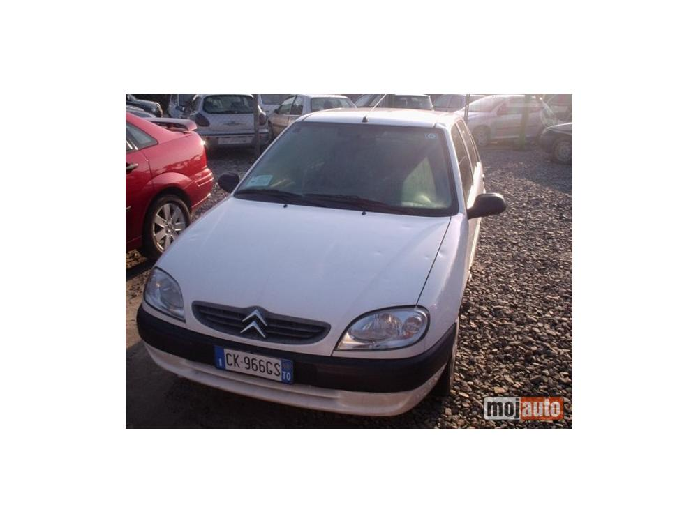 Prodám Citroën Saxo 1.5d
