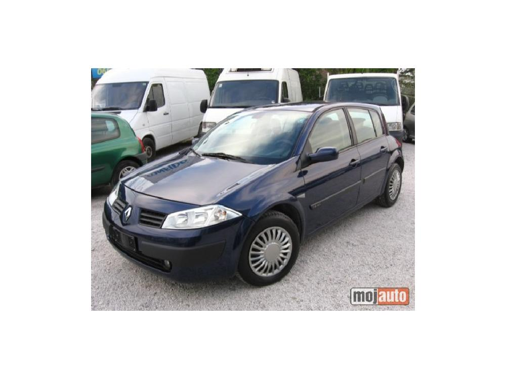 Prodám Renault Megane 1.4