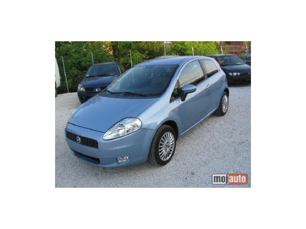 Prodám Fiat Grande Punto 1.2 active