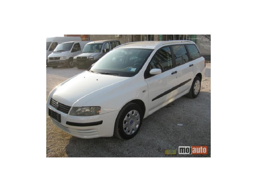 Prodám Fiat Stilo 1.9 JTD