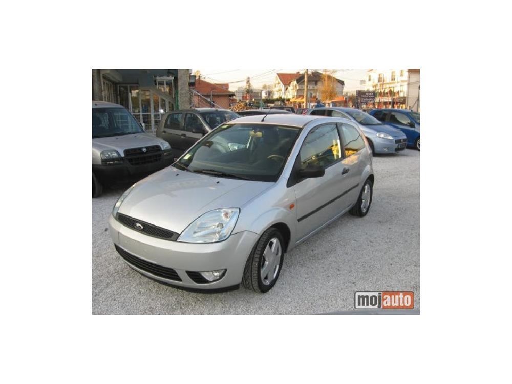 Prodám Ford Fiesta 1.4 TDCI