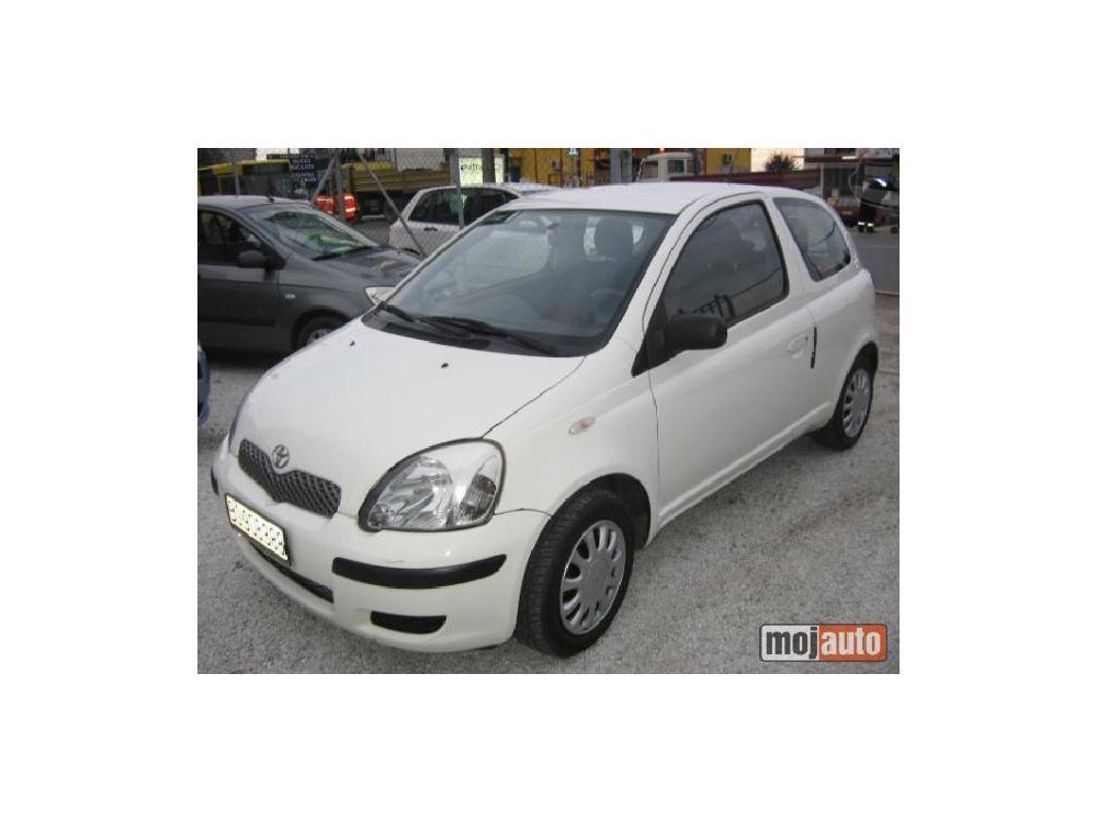 Prodám Toyota Yaris 1.4 D4D