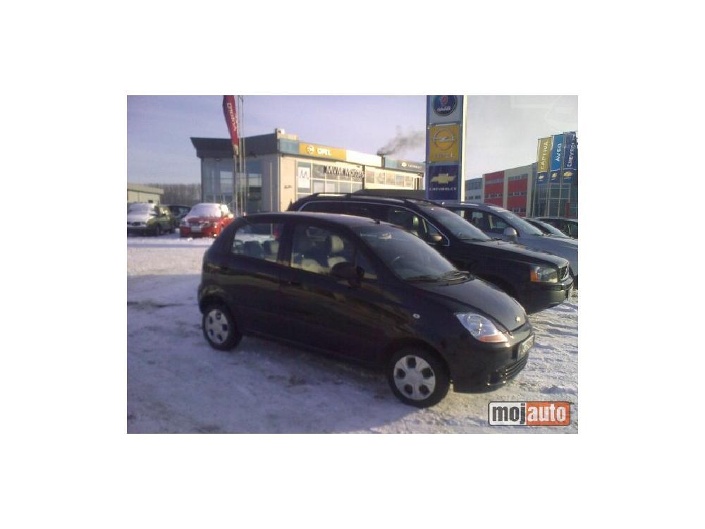 Prodám Chevrolet Spark 800 KLIMA