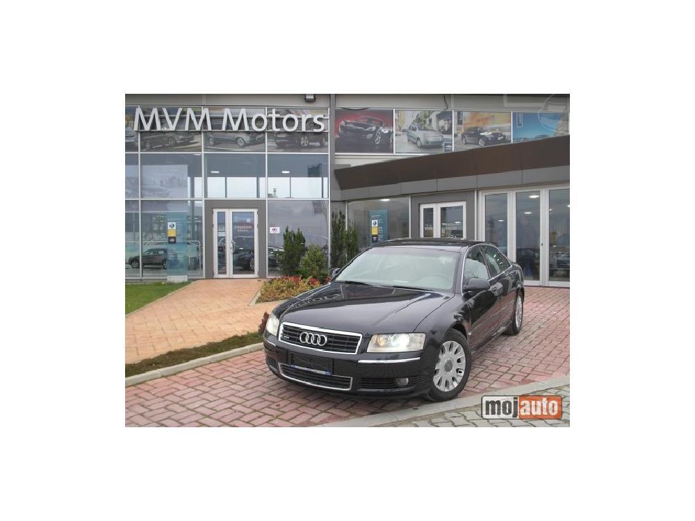 Prodám Audi A8 3.7l