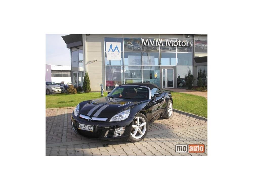 Prodám Opel GT 2.0 BiTurbo