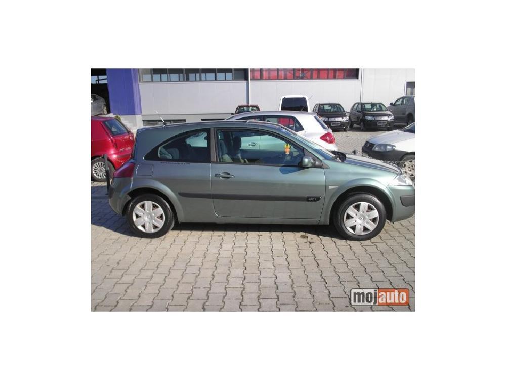 Prodám Renault Megane 1,5 dci