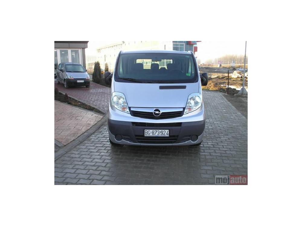 Prodám Opel Vivaro