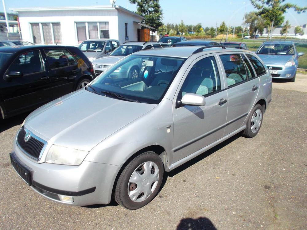 Prodám Škoda Fabia 1,4i