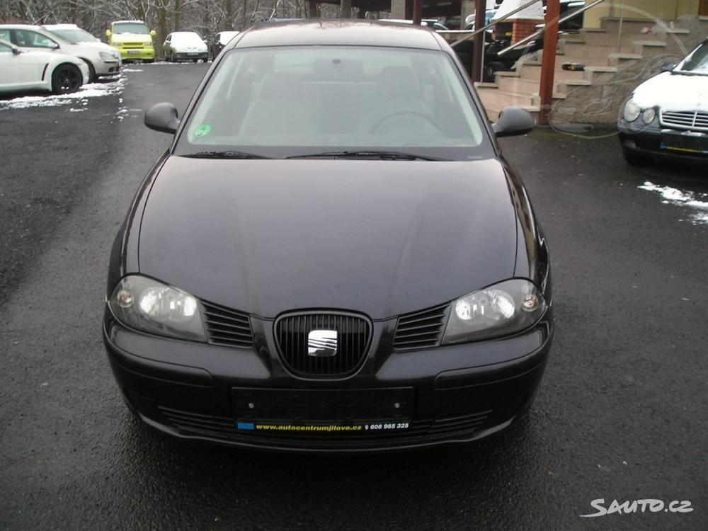 Prodám Seat Ibiza 1,2 47KW KLIMA