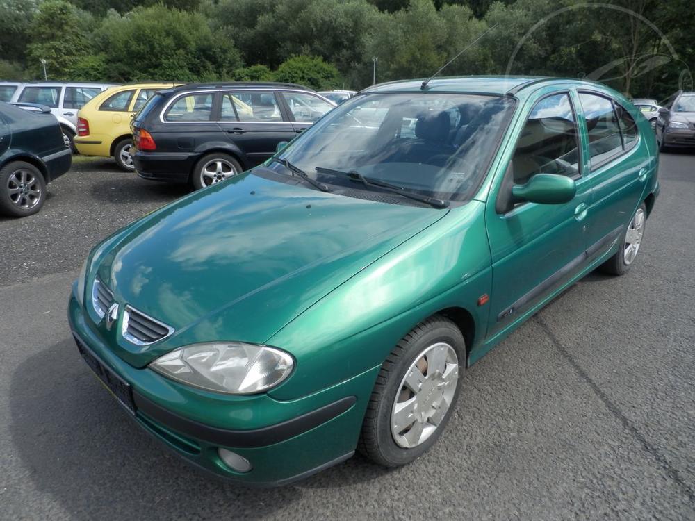 Prodám Renault Megane 1,9DCI KLIMA
