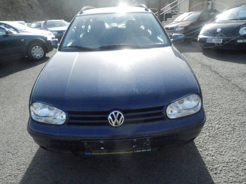 Prodám Volkswagen Golf 1,9TDI DIGI-KLIMA