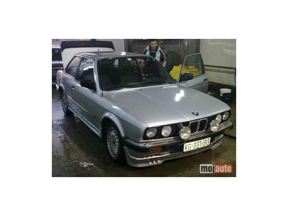 Prod�m BMW 318 E-30 ZAMENA !