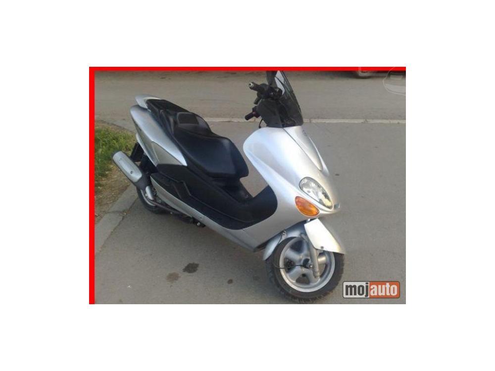 Prodám Yamaha Majesty ZAMENA AUTO !