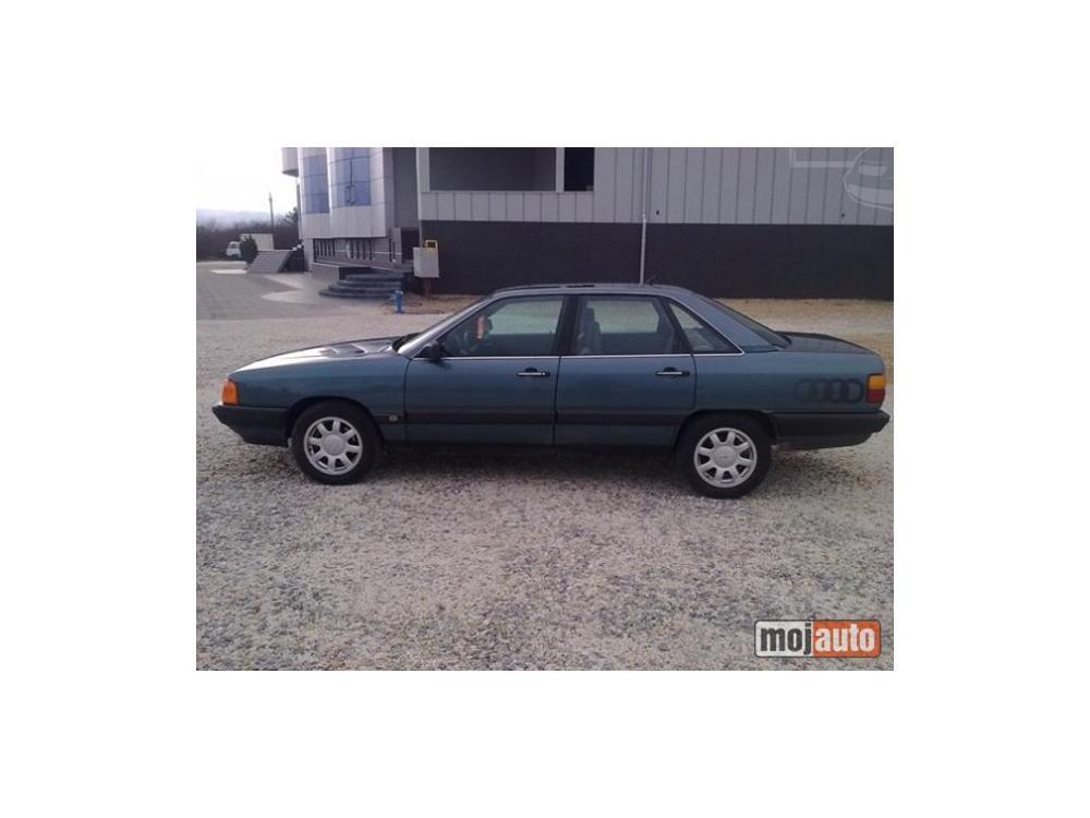 Prodám Audi 100 2.0 plin ZAMENA