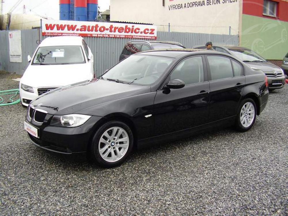 Prodám BMW 320 D