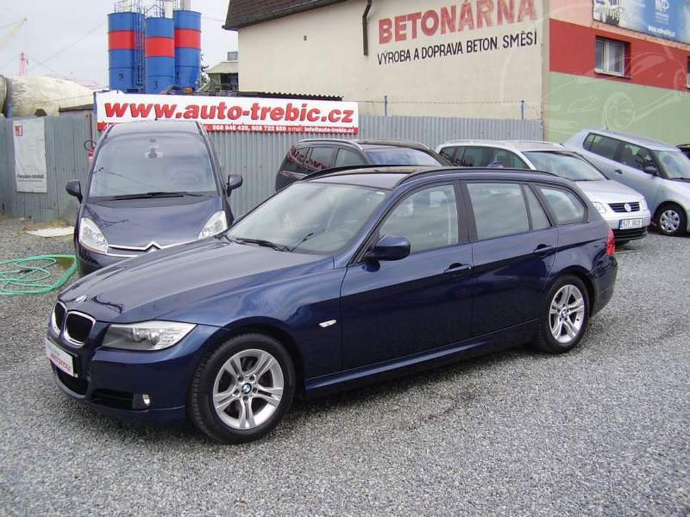 Prodám BMW 318 D M-PACKET